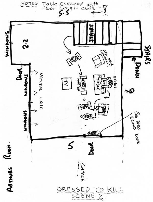 film floor plan